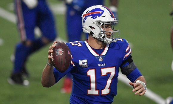 Buffalo Bills live streaming with CBS All Access